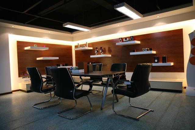 广州中高档办公室装修首选康联