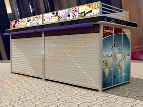 新款售货亭设计
