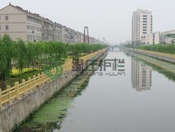 仿木栏杆,河道整治,市政景观,景观护栏