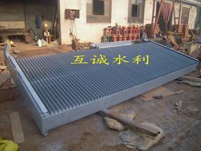 水利机械  LWS平面型钢拦污栅
