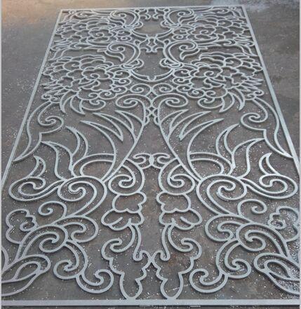 雕花铝天花铝幕墙铝单板