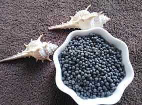 供应水族箱用黑陶粒 水草养殖陶瓷砂 陶粒滤料
