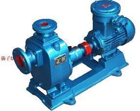自吸泵:ZXPB不锈钢防爆自吸泵 自吸式化工泵