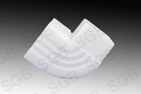 安徽省PVC塑料管件,阜阳市PVC无铅树脂转向器