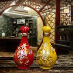 白酒包装瓶瓷器酒瓶生产厂家