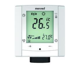 曼瑞德menredLS7风机盘管温控器