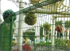 绿地隔离栅价格&绿地护栏网生产厂家