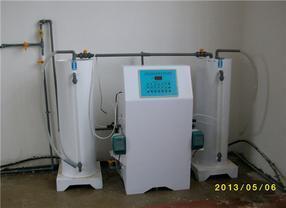 广东SK-900流量控制二氧化氯发生器