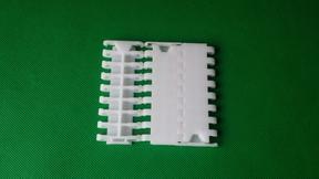 直行塑料网带