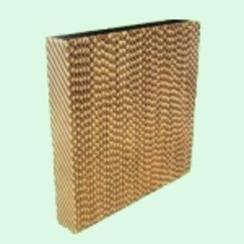 泉之风湿帘纸厂家直销   绿色环保湿帘纸  棕色水帘纸厂