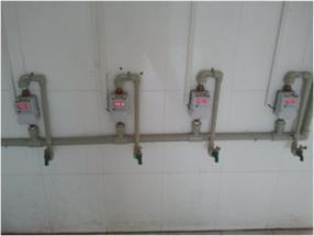 智能控水器、校园一卡通、热水控水、IC卡控水器