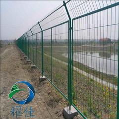 框架护栏网安装快捷,防腐性能强,造价低-耀佳