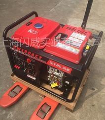190A柴油发电电焊一体两用机美国SHWIL闪威