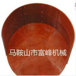 供应日本爱立许强力混砂机配件耐磨衬板