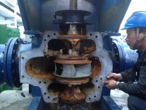 合肥水泵剧烈震动 合肥专业水泵维修
