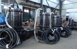 ZNQ搅拌抽泥泵 潜水吸泥泵 耐磨泥浆泵厂家