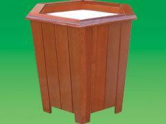 木质花盆系列 型号Y-001