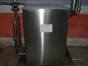 WTG地下卫生间污水提升设备