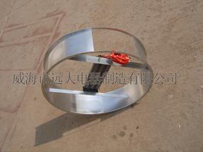 供应各种规格PTC式圆形电加热器---PTC式圆形电加热器
