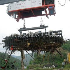 HDQ型移动抓斗式清污机 水电站清污机
