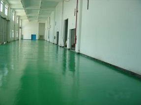 南京环氧树脂地坪漆施工