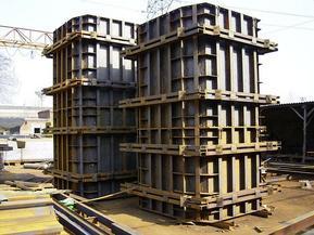 开平中旺箱梁模板,盖梁模板,系梁模板设计与制造