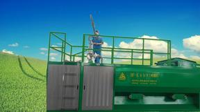 喷播绿化华之睿有机土客土喷播机