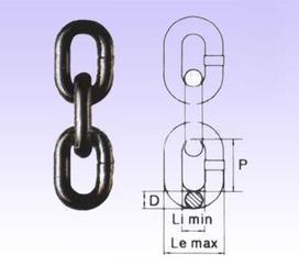 矿用高强度B级C级圆环链