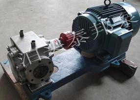 不锈钢保温泵BW(沥青泵)
