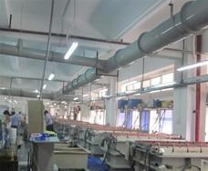 深圳电镀线电镀槽洗涤塔
