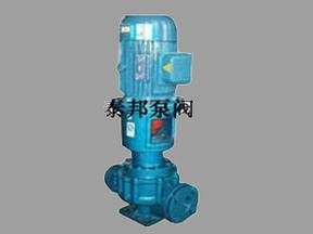 BRY25-25-160立式/卧式导热油泵(铸钢)