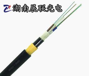 云南保山市ADSS-24B1-100电力光缆 24芯100跨ADSS光缆