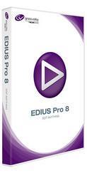 正版 EDIUS Pro8 4K 视频 剪辑 edius8编辑软件 非编软件系统