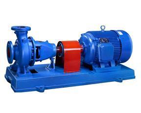 IS型卧式单级清水泵