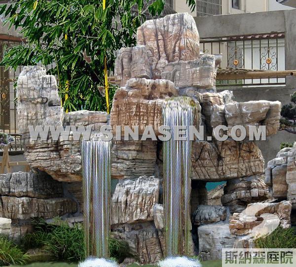 青岛私家园林设计施工