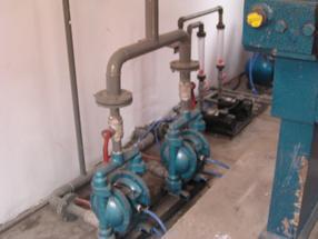 带机用气动隔膜泵