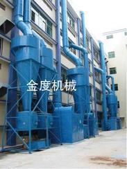 木材加工厂除尘器工程,布袋除尘器