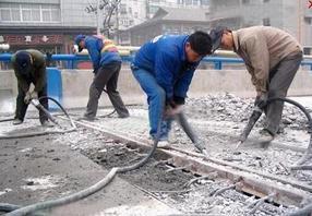 中泰信路桥养护厂家说是什么原因会造成桥梁伸缩缝装置损坏