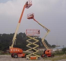 温州租赁20米高空车JLG20米高空车租赁