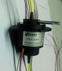 转台用气电组合滑环  分割器滑环