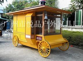 供应广州流动售货亭外卖车