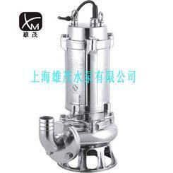整体304不锈钢水泵,WQP10-10-0.75S