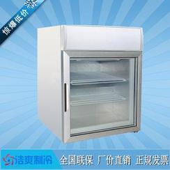 台式单门低温冷冻展示柜