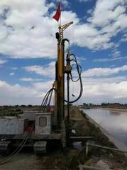 走管旋喷钻机 室内加固旋喷钻机 可定制轨道