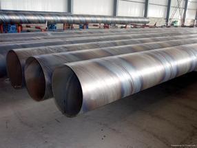 唐山输水管网螺旋钢管价格