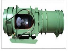 山西KCS-150D湿式振旋除尘风机,矿用低噪音除尘风机型号