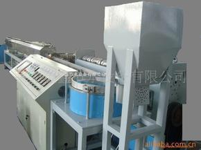 生产线之内镶圆柱式滴灌管生产线,生产线全长20米-莱芜金鑫节水设备有限公司