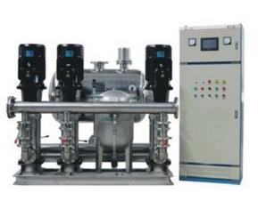 WHS-BWFY1系列无负压供水设备 武汉鸿海给排水自动化