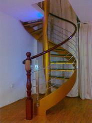 广西不锈钢旋转楼梯扶手供应