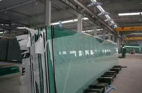 19mm超白钢化玻璃